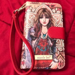 Nicole Lee phone case